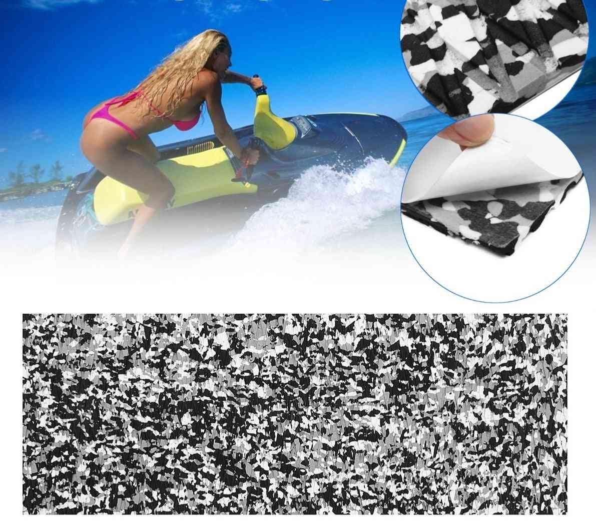 Water Scooter Non-skid Marine Flooring Synthetic Eva Foam Sheet