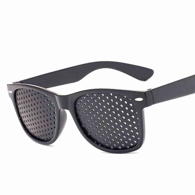 Anti Fatigue Goggles, Small Hole Prevention Of Myopia Eyewear Protective Glasses