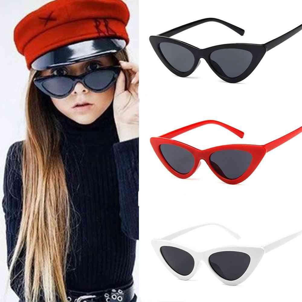 Cat Eye Sunglasses, Fashion, Anti-uv Sun-shading
