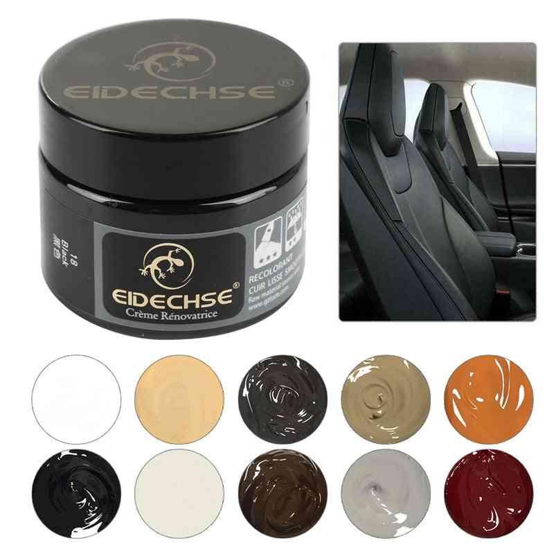 Car Care Liquid Leather Repair Kit, Auto Complementary Color Paste