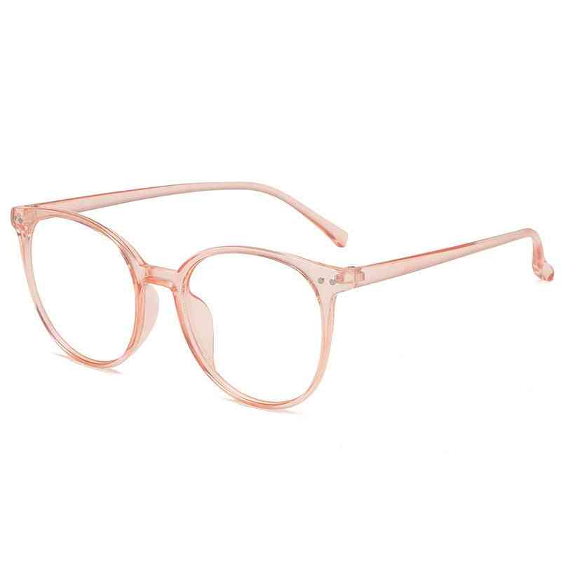 Vintage Trends Office Anti Blue Light Oversized Glasses For Computer Gaming