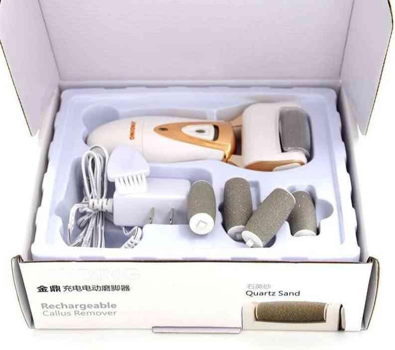 Waterproof Electric Foot Care Tool