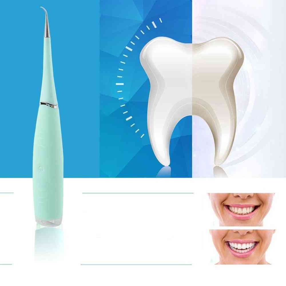 Dentist Oral Hygiene Electric Sonic Dental Scaler Tooth Toothbrush