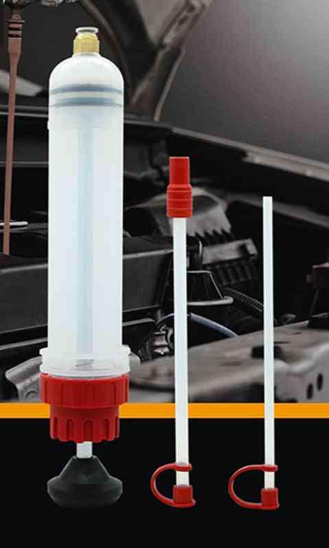 200cc Oil Fluid Extractor, Oil-change Evacuation Pump