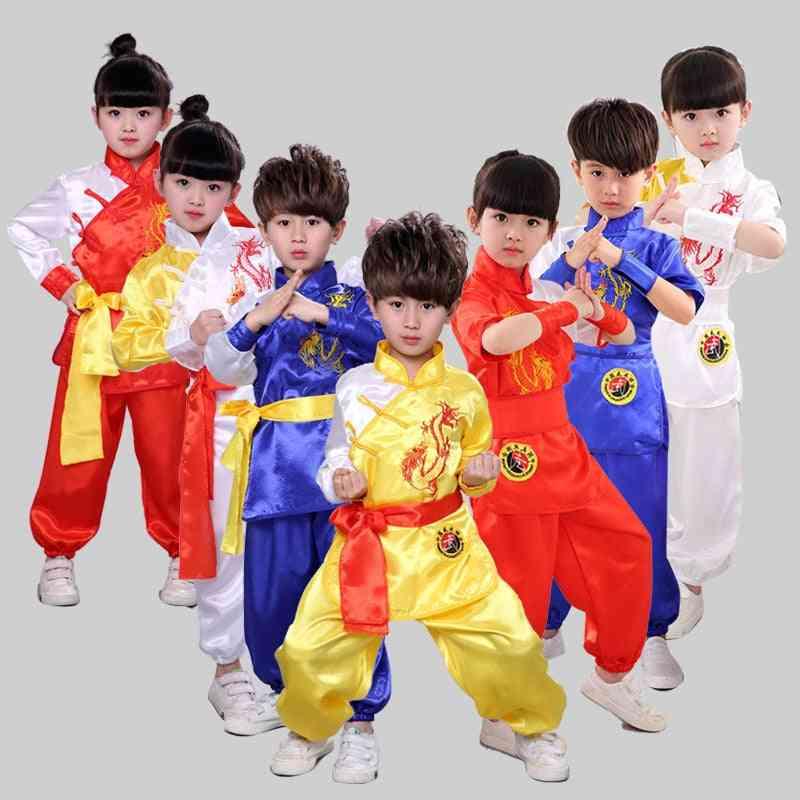 Martial Arts Uniform Kung Fu Suit