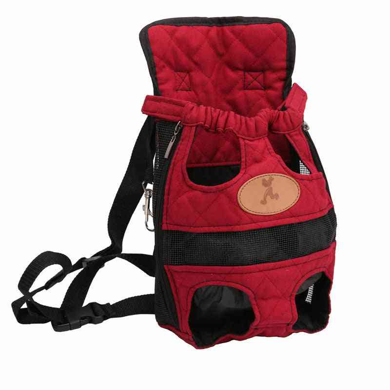 Fashion Dog Carriers Travel Breathable Soft Pet Backpack Outdoor Puppy Small Shoulder Handle Bags