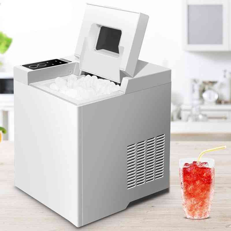 Commercial Household Automatic Ice Cube Maker Machine