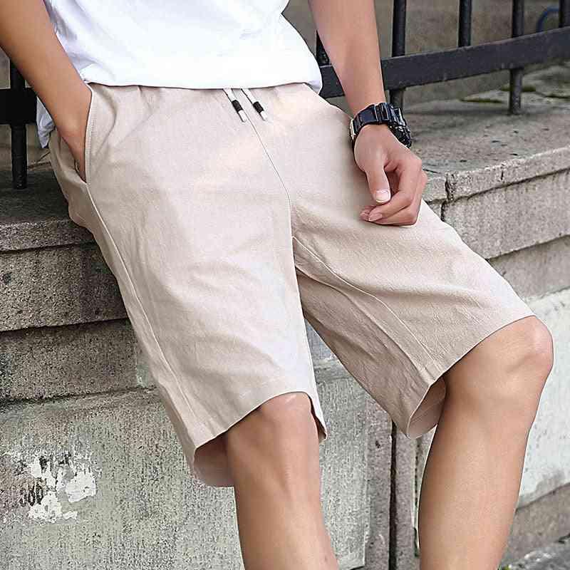 Summer Men Style Breathable Beach Boardshorts Sweatpants