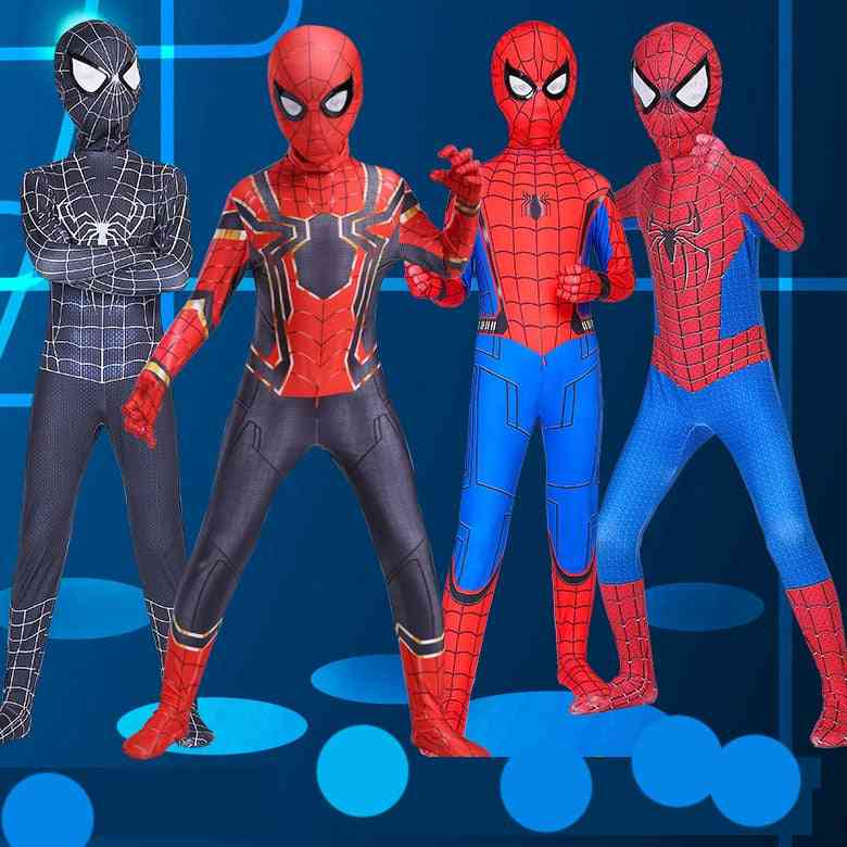 Spider Child Kid Cosplay Costume