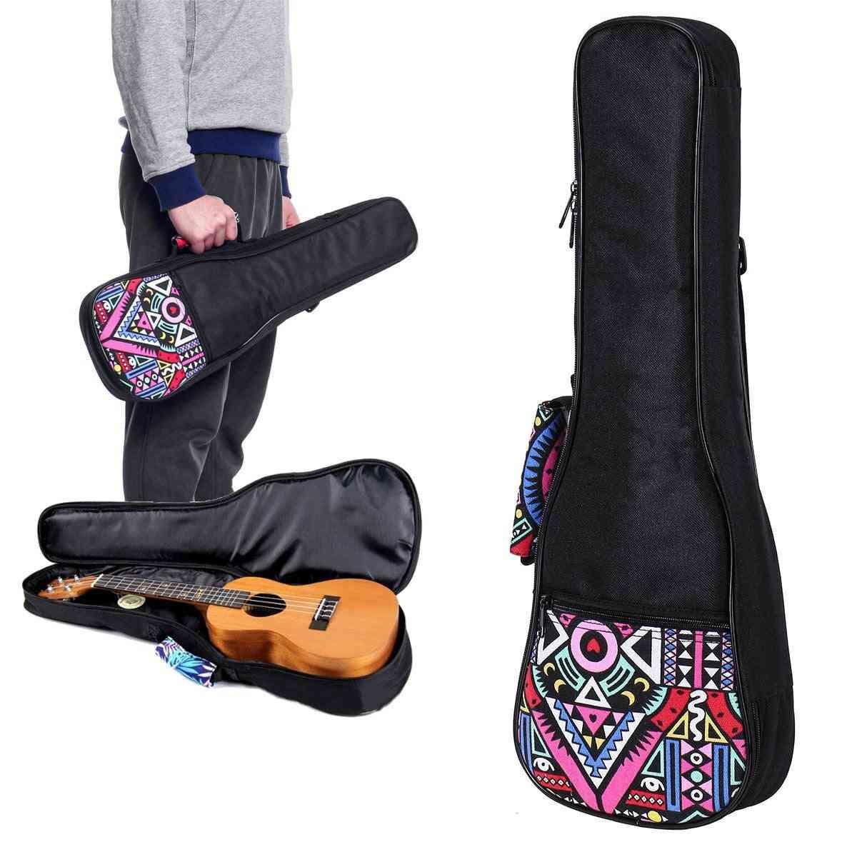 Portable Padded Ukulele Bag