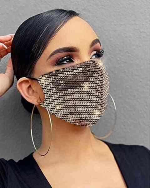 Washable & Reusable Face Mask, Filters Cosplay