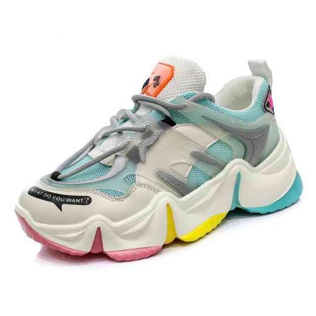 Summer- Casuals Sneakers, Vulcanize Chunky, Shoe