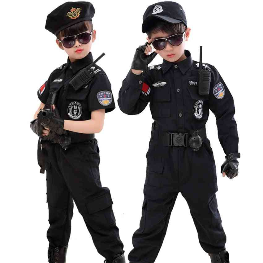 Halloween Policeman Costumes