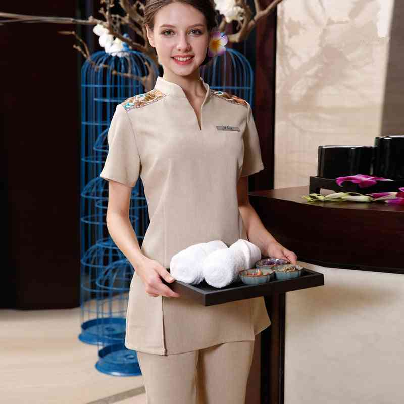 Beautician Work Clothes