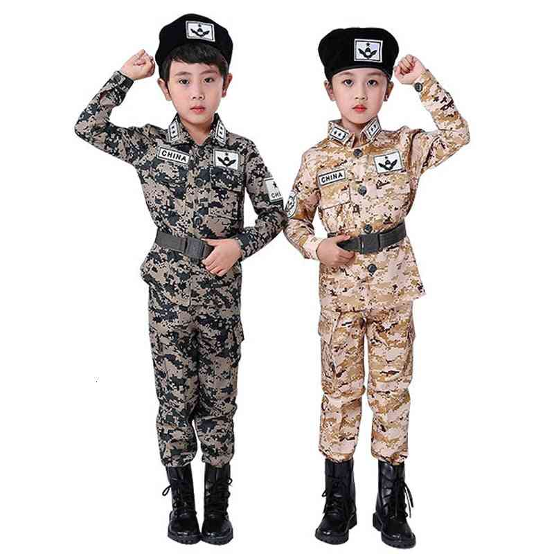 Military Army Uniform Set