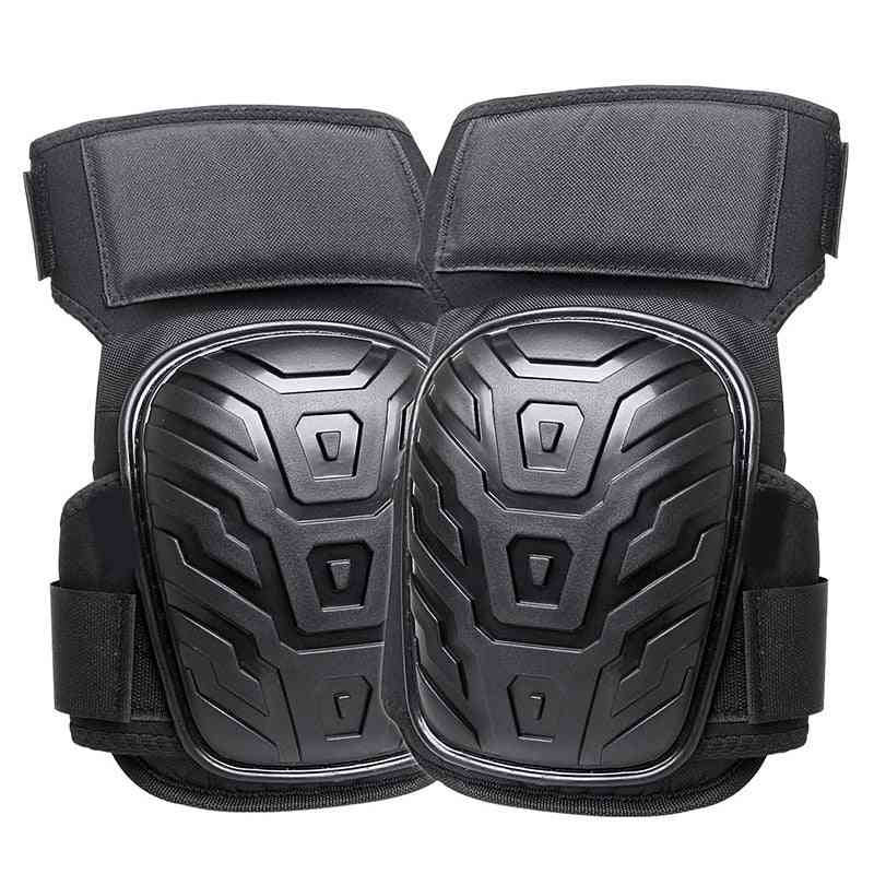 Motorcycle Leg Cover Knee Protection Pads With Adjustable Straps