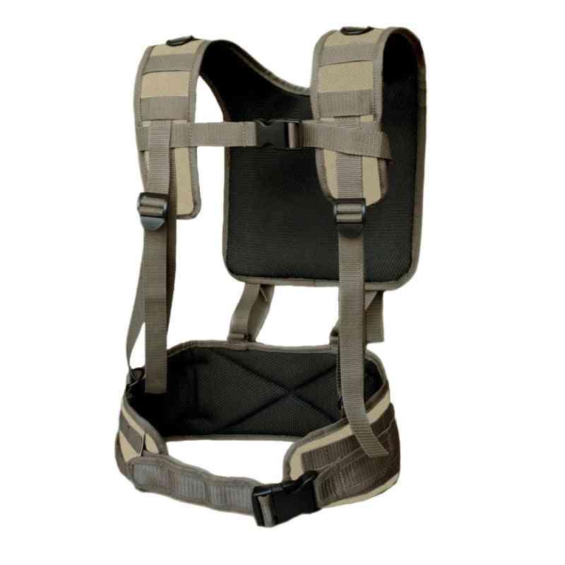 Metal Detector Generic Detecting Harness Sling Easy Swing Limb Arm Saver Support