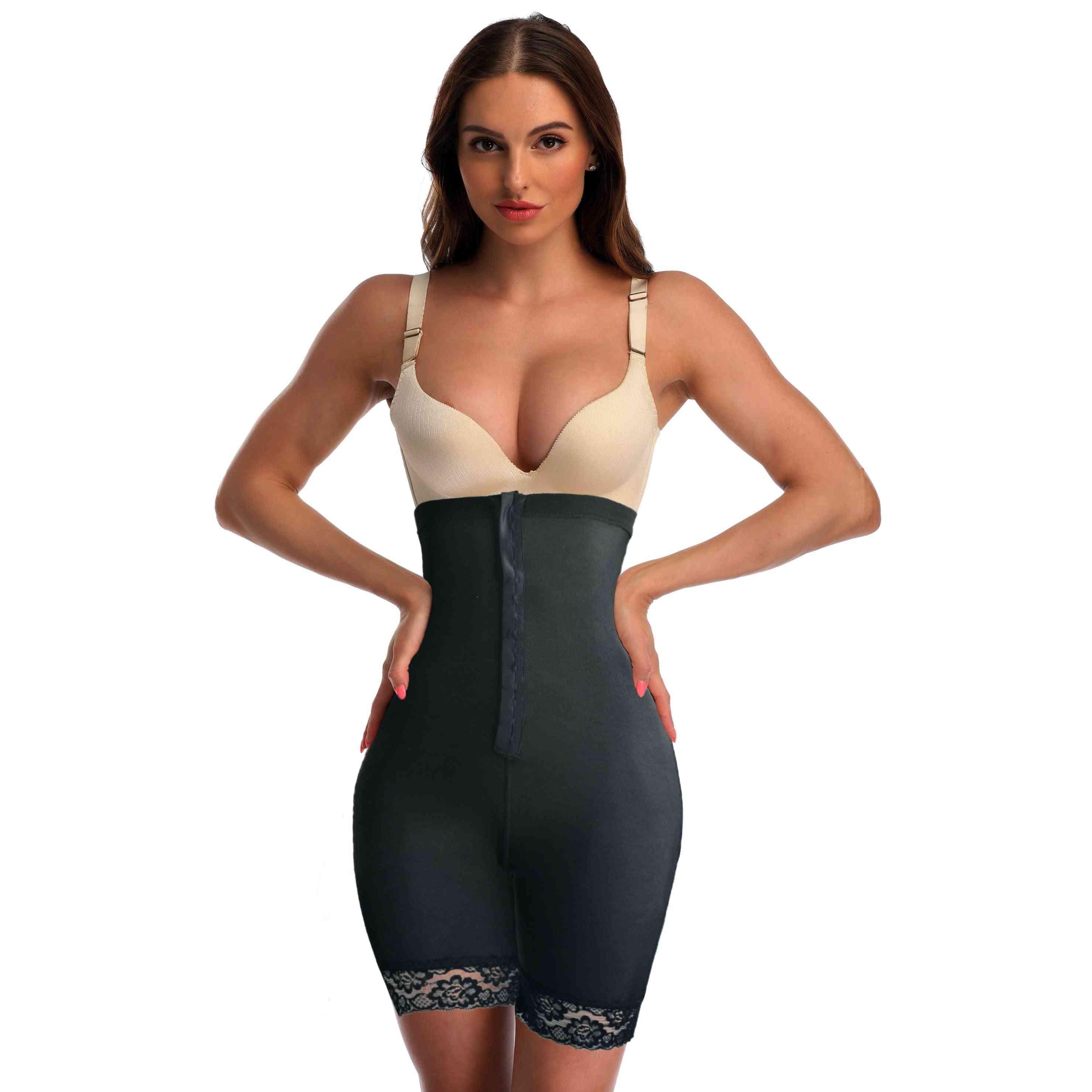 Waist Trainer Tummy Shaper Girdle Pulling Corset Slimming Underwear Belt Shapewear Body