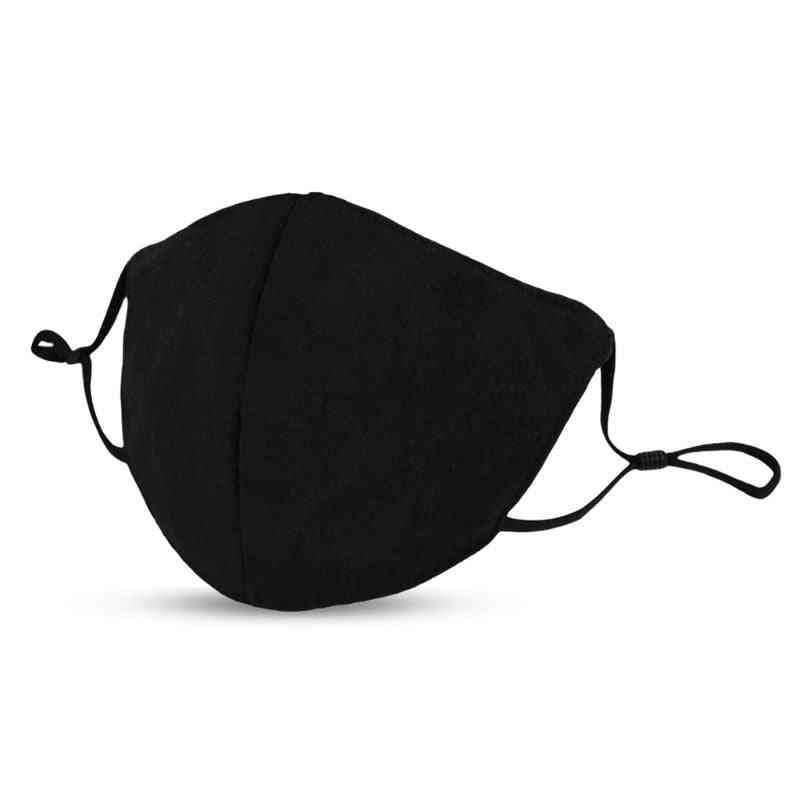 Adults Adjustable, Dust Proof, Reusable Mouth Mask