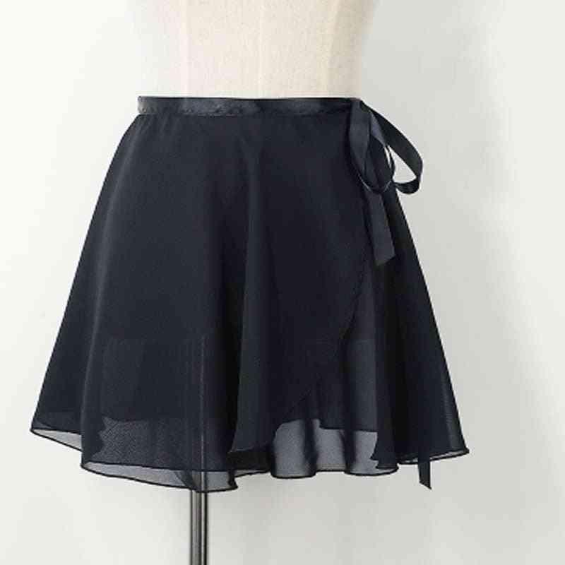 Adult Chiffon, Ballet Dance Skirt