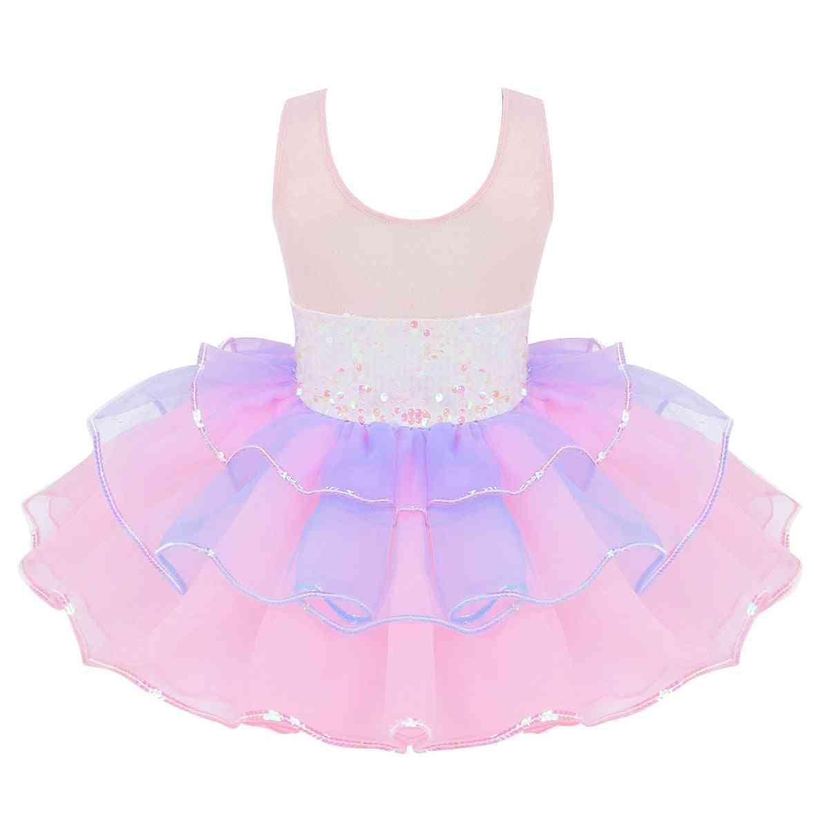 Girls Tutu Ballet Dress