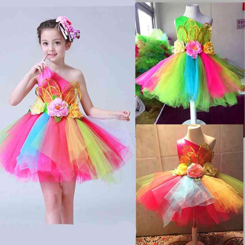 Standart Salsa Dance Dress For