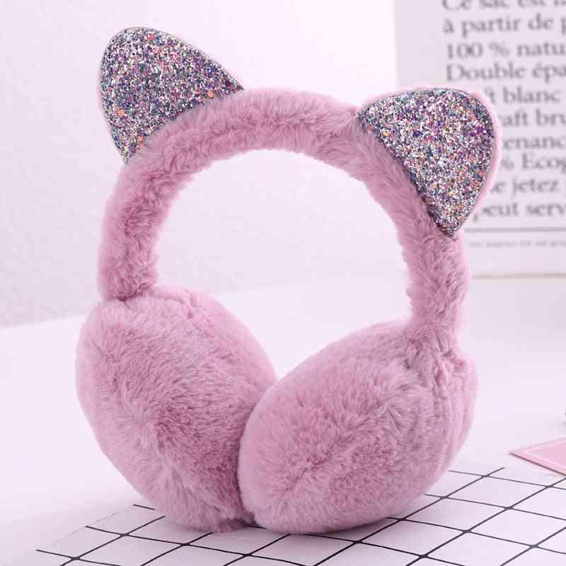 Hang Ear Cover Warm Winter Earmuffs