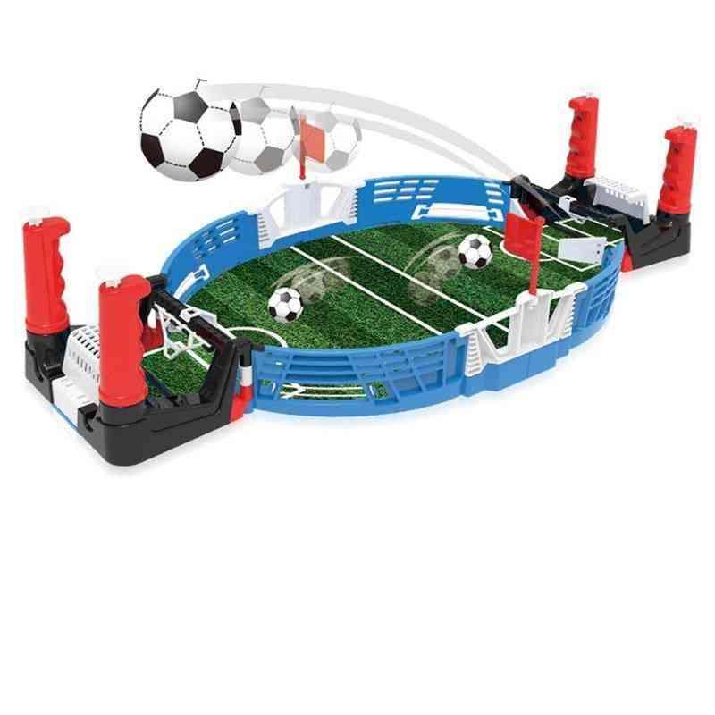 Mini Table Top-football Board Game Set