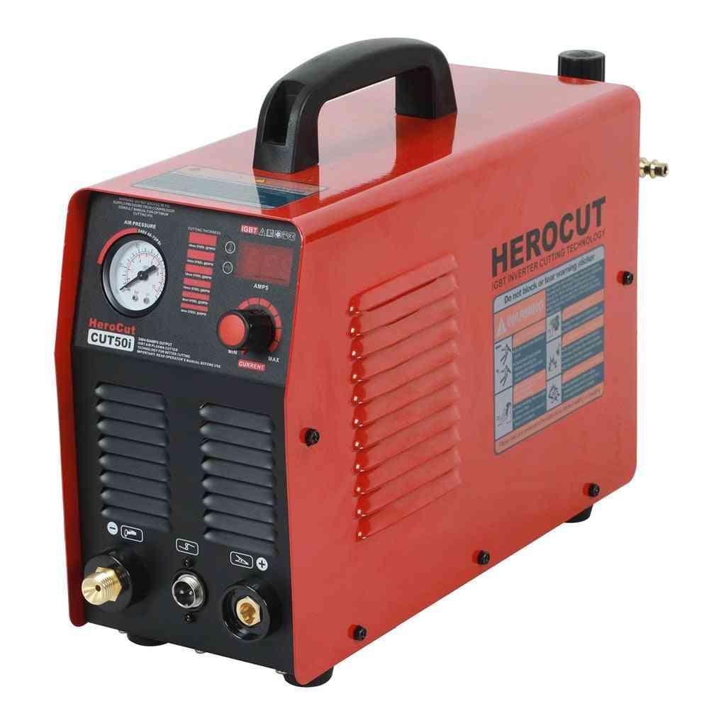 220v/ 50amps- Cut50i Igbt, Air Plasma Cutter
