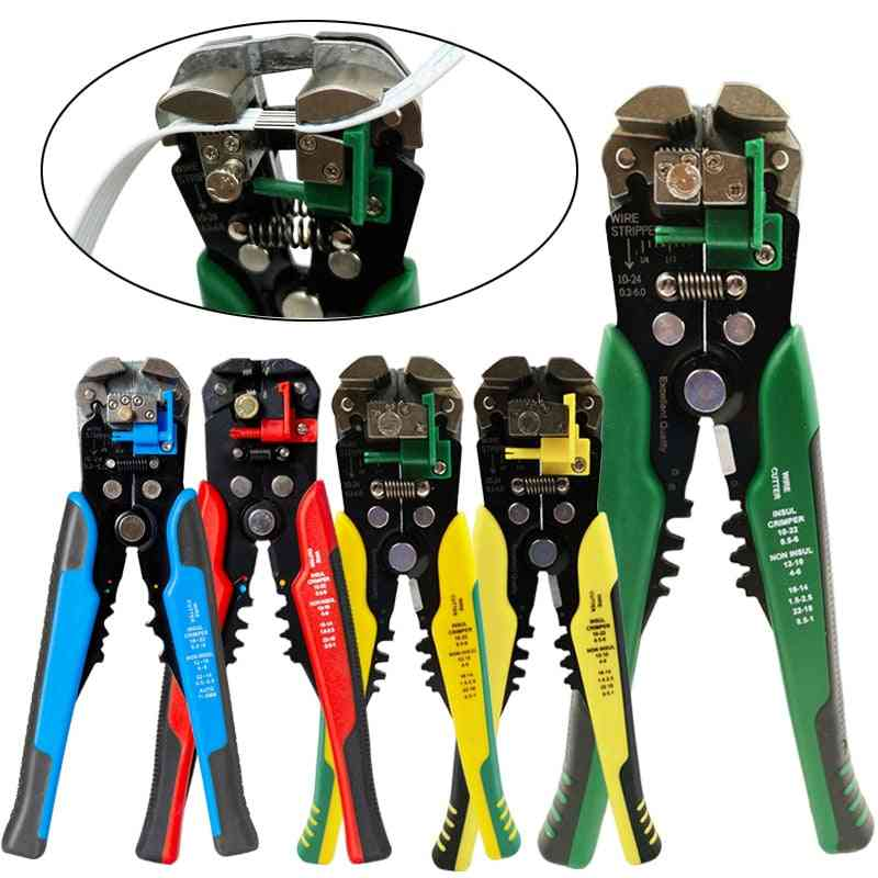 Crimper Cable Cutter, Automatic Wire Stripper, Multifunctional Stripping Tools