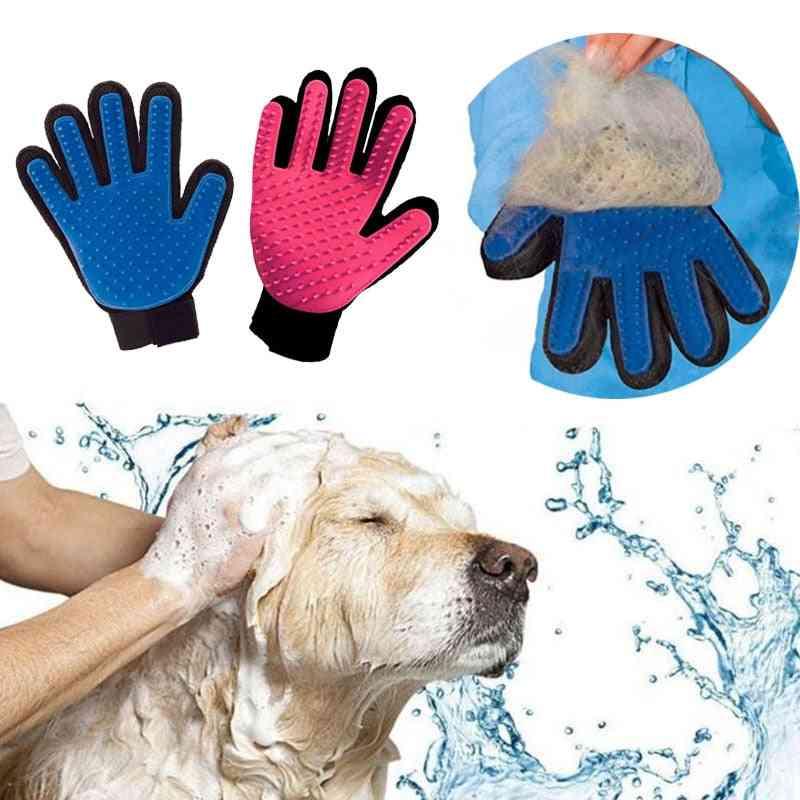 Dog, Cat Hair Cleaning, Massage Glove