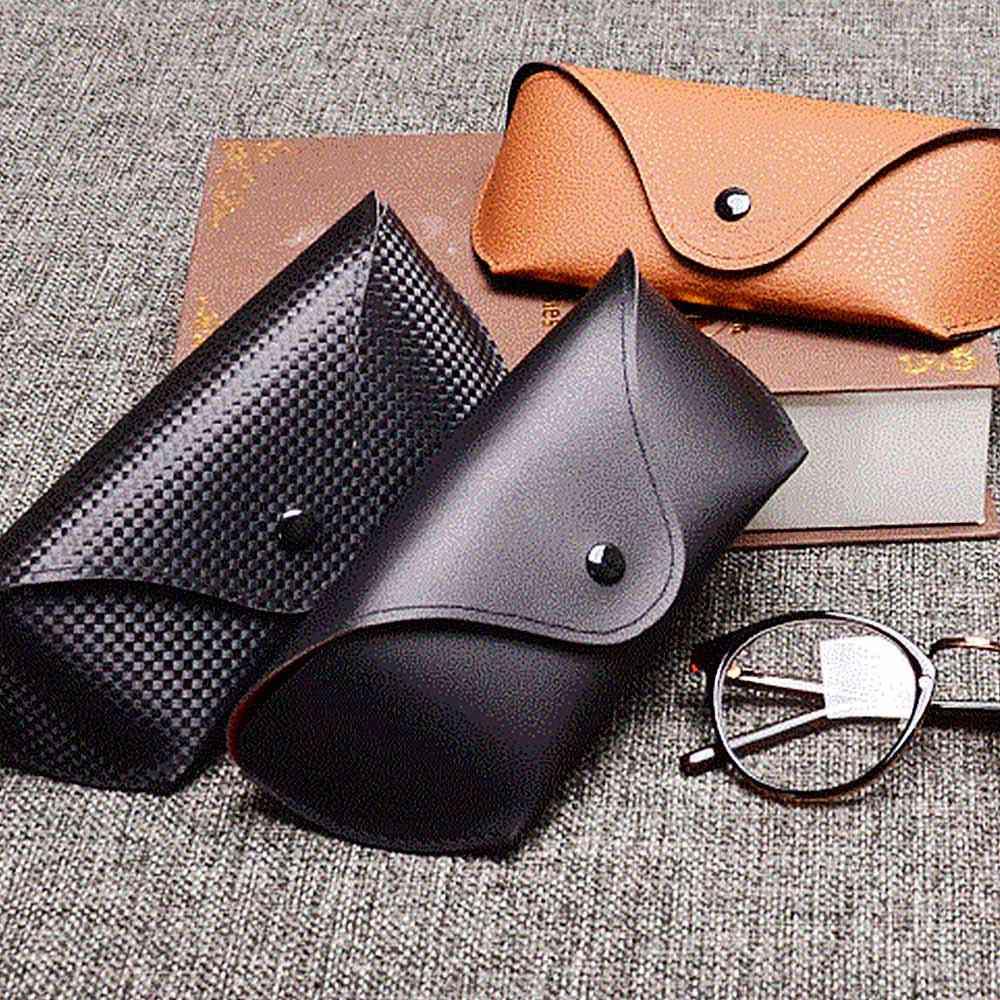 Pu Leather Glasses Case, Cover, Sunglasses Holder, Box