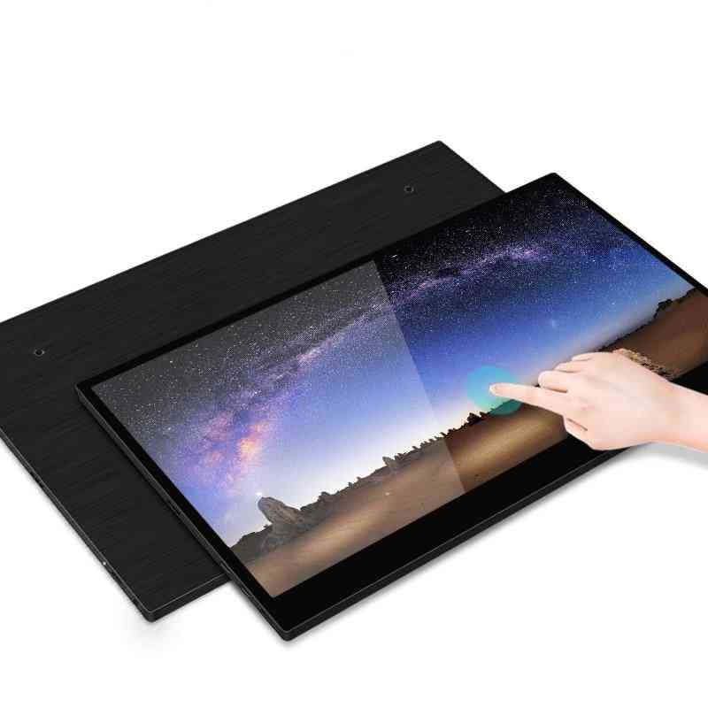 Hdr Ips Screen Portable Monitor For Ps4,switch,xbox,pc,samsung 9s,huawei P30,macbook Pro
