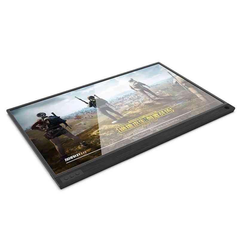 Ultrathin Narrow Border Screen Ips Switch Gaming Portable Monitor