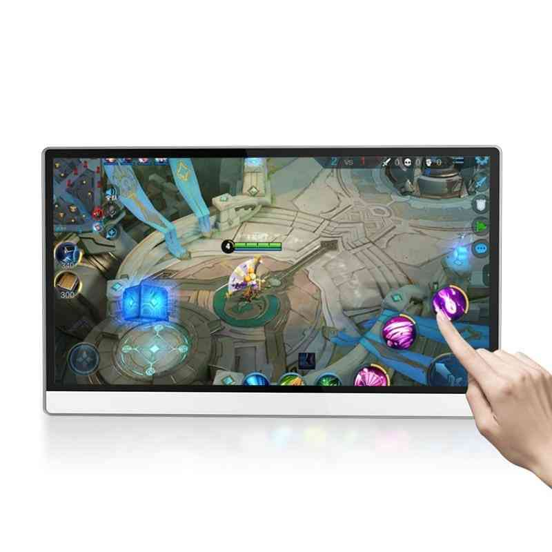 Portable Usb C Hdmi Touch Screen Monitor