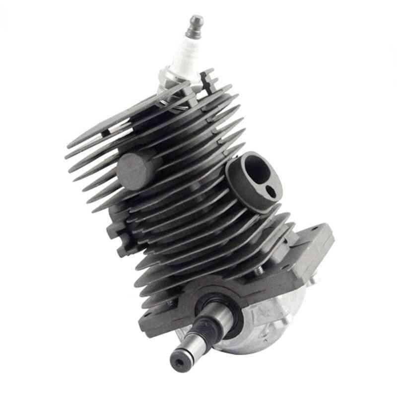 38mm Engine Motor Cylinder Piston-crankshaft For Chainsaw