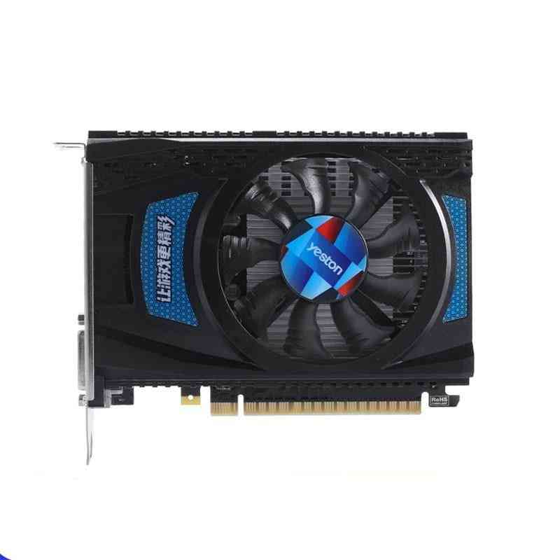 Rx 550 Rx550 4g D5 Graphic Card, For Pc Computer