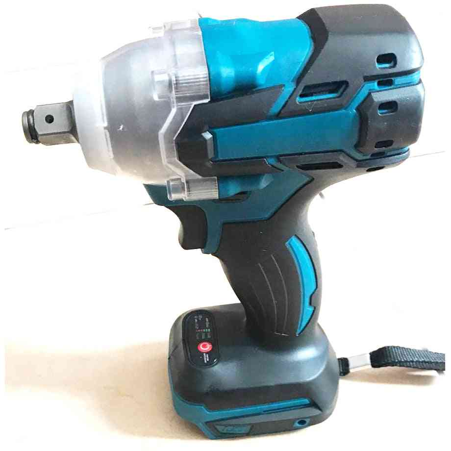 Brushless Electric Wrench, Impact Socket, Hand Drill, Power Tool