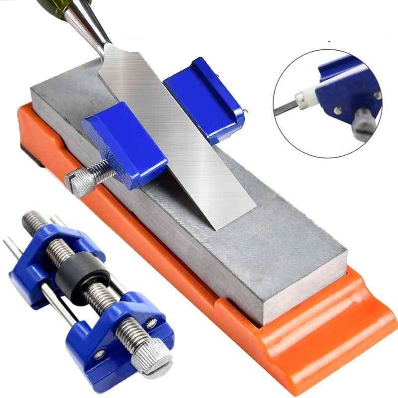 Metal Wood Chisel Honing, Plane Iron Planers, Sharpening Blades Tool Accessories