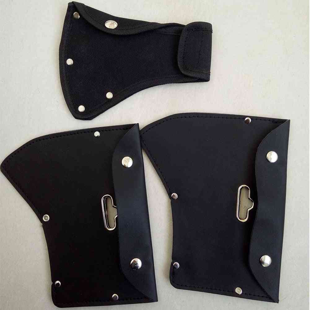 Durable Cover, Survival Hiking, Hunting Boning For Axe Sheath, Edc Blade Protection