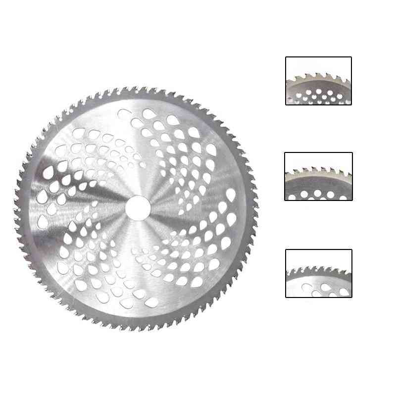 Circular Saw Blade, Cutter Replacement For Grass / Tree Trimmer