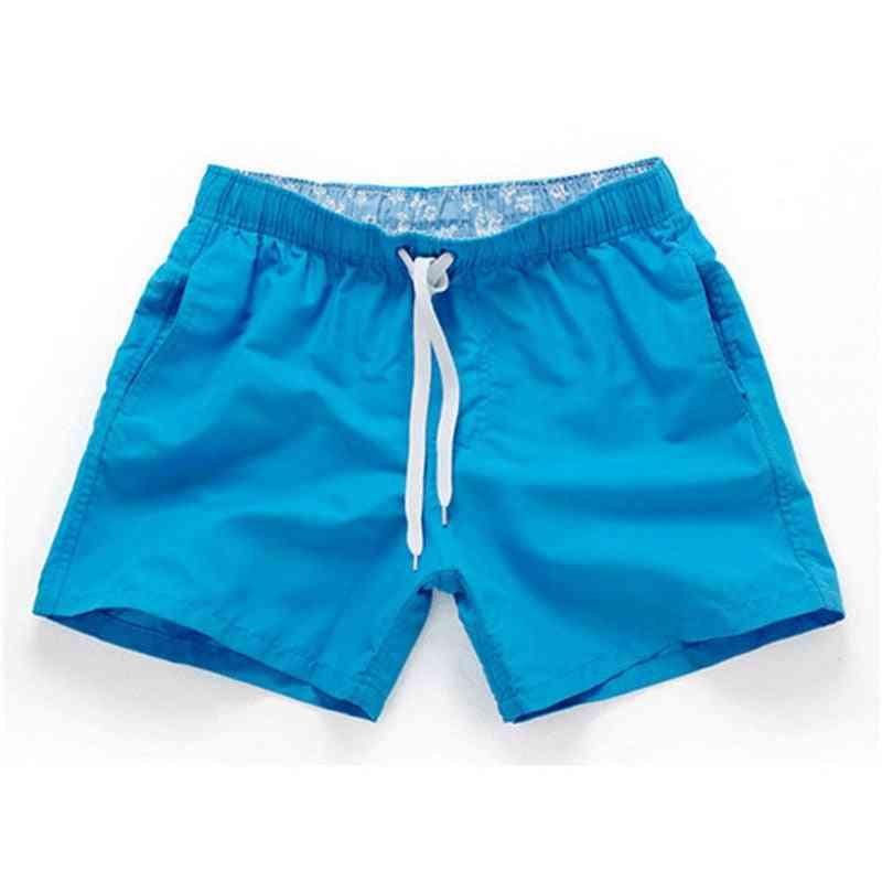 Summer Style Men Shorts, Slim Fitness Pants Beach Short