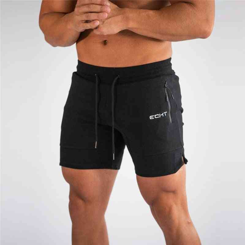 Men's Lace-up Fitness Fast Drying Board Shorts, Jogger / Swimming Trunks Short