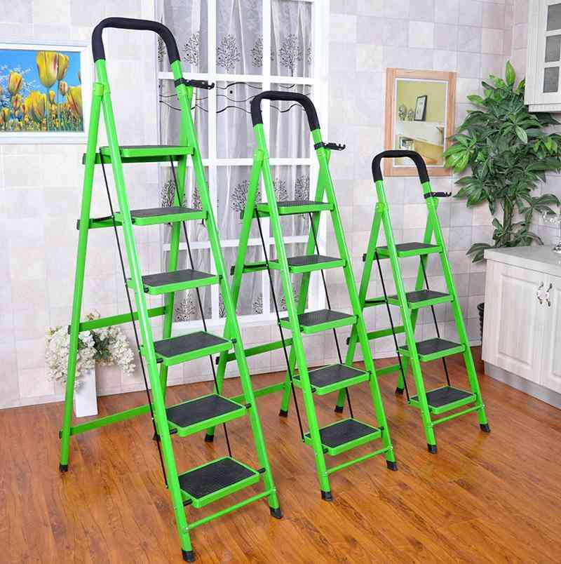 Multi-use Step Ladder Outdoor Fishing Chair Beach Step Stool Rescuing Ladders