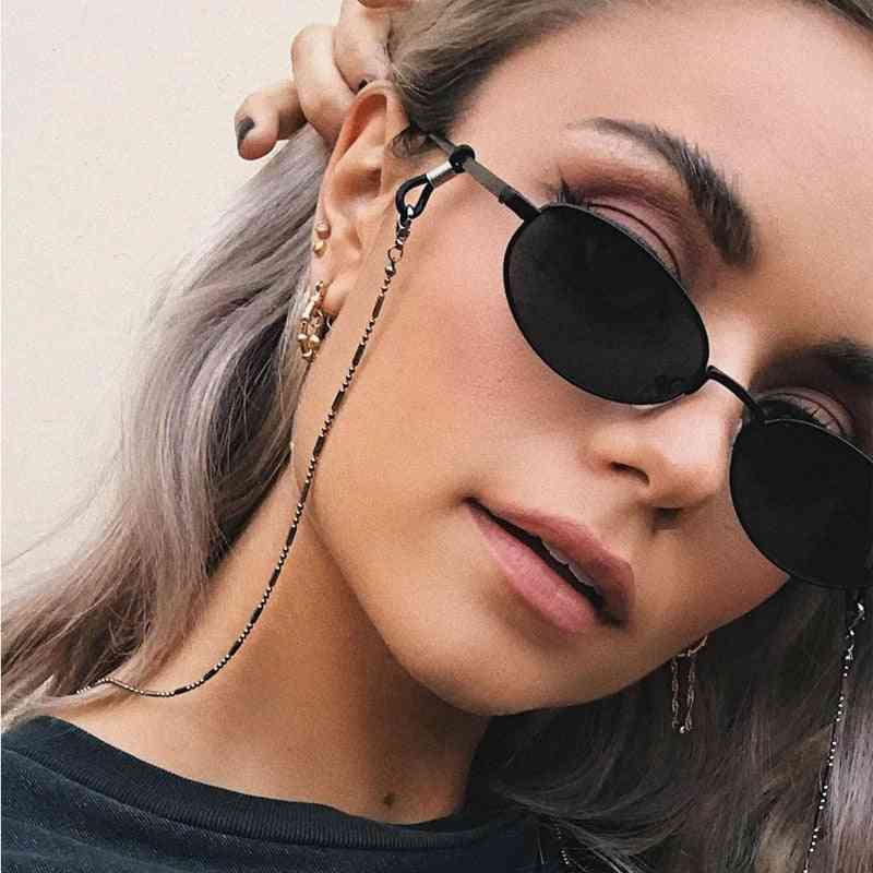 Eyeglass Chain Lanyard Reading Glasses Chains Women Accessories Sunglasses Hold Straps Cords