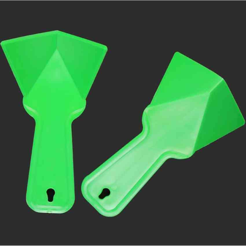 Plastic Drywall, Corner Scraper Finisher Cleaning, Stucco Removal, Builder Tool