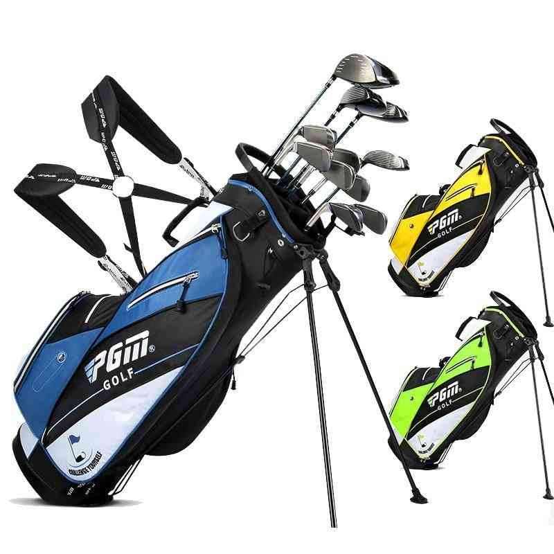 Golf Stand Bag With Wheels