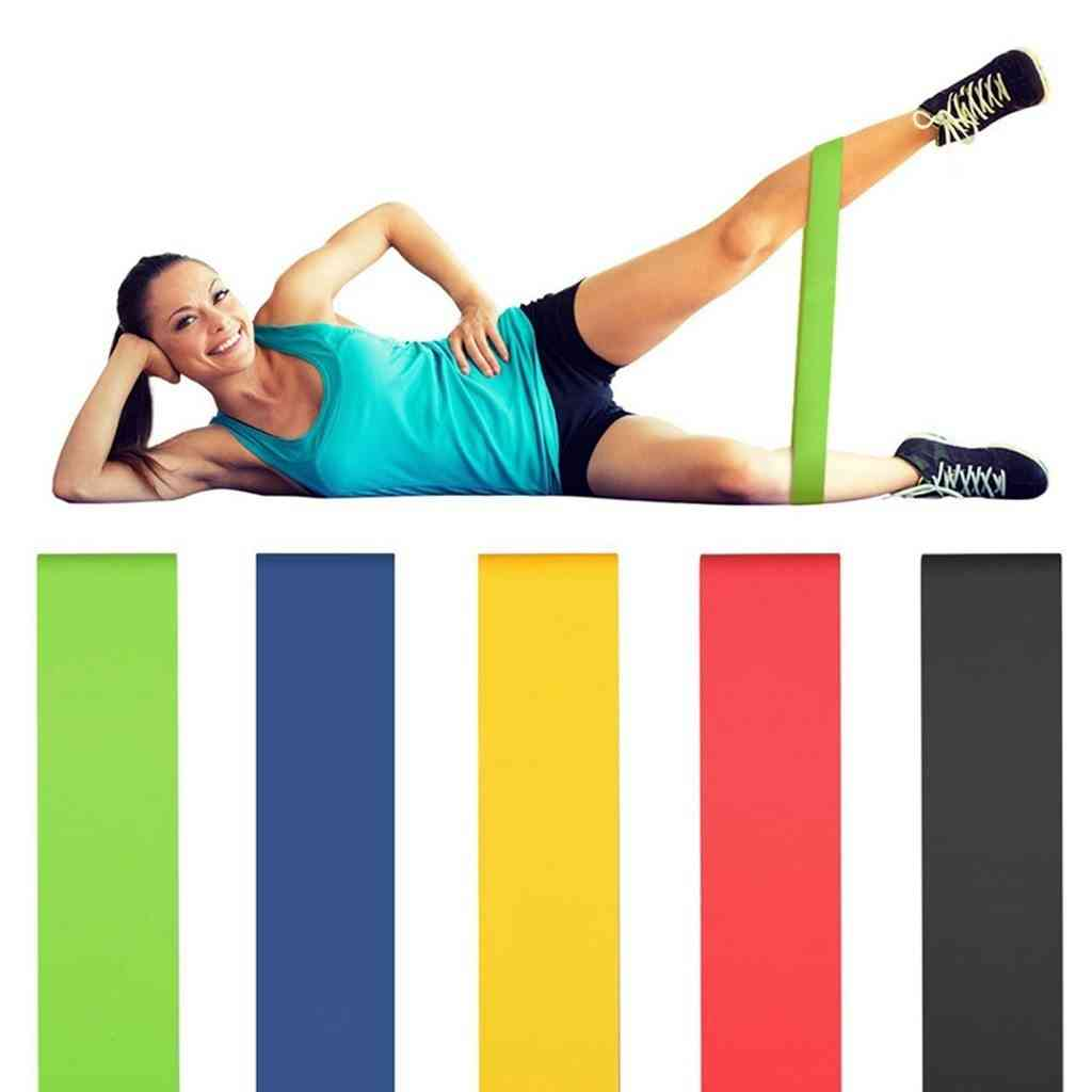 Gym Fitness Resistance Bands For Yoga Stretch Pull Up
