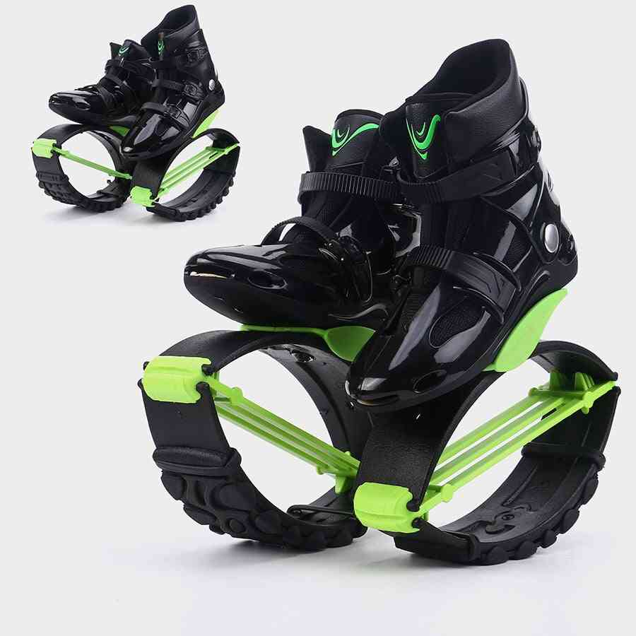 Slimming Shoes Bouncing Sport Fitness Shoes Saltar Toning Shoes