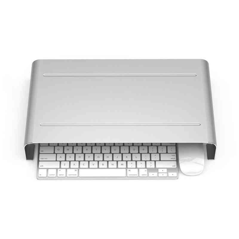 Aluminium Alloy, Laptop/notebook Stand Holder For Macbook Air Pro